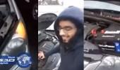 بالفيديو.. فرحة شديدة لمبتعث وجد منتج سعودي في الأسواق الأمريكية