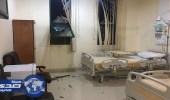 بالصور.. إصابة مواطنين اثنين في نجران إثر سقوط مقذوفات حوثية من اليمن