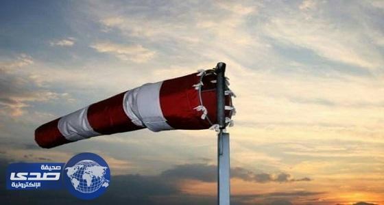 نشاط حركة الرياح في شمال المملكة نهار الأربعاء