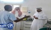 الإطاحة بمدير مركز صحي بجازان بعد جولة تفقدية لمسؤول