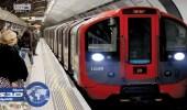 توقف جزئي لقطارات الأنفاق في لندن