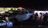 وفاة مواطن وإصابة 8 بحادث تصادم مروع في ميسان