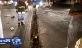 أخر ضحايا طريق بلقرن أسرة ما بين المقبرة والطوارئ