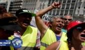 إضراب عمال النظافة يهدد اليونان بكارثة بيئية