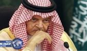 بالفيديو.. رد فعل الراحل سعود الفيصل عندما أطلق صدام حسين صاروخا على الرياض