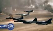 التحالف العربي يشن 6 غارات على معسكر جبل النهدين بصنعاء