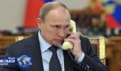 الكرملين: بوتين يبلغ بريطانية ضرورة تكثيف العمل المشترك لمواجهة الإرهاب