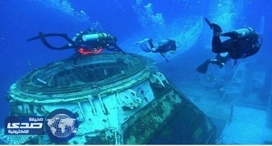 اكتشاف لغز سفينة غرقت منذ 100 عام في ولاية كاليفورنيا