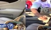 بالفيديو.. مواطن يعايد على الأطفال في الشوارع