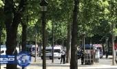 مصادر فرنسية: لا توجد إصابات في حادث الشانزليزيه