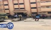 بالصور.. حالة وفاه و6 حالات اختناق في حريق شقة بجدة