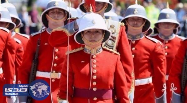 """"""" ميغان كوتو """" أول امرأة تترأس الحرس الملكي في بريطانيا"""