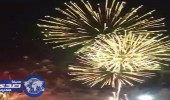 بالفيديو.. العرض الختامي لفعالية الألعاب النارية في الرياض