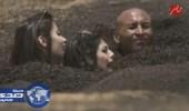 بالفيديو.. منة فضالي تسب رامز جلال بعد اكتشافها المقلب