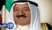 أمير الكويت يتلقى اتصالًا هاتفيًا من رئيسة وزراء بريطانيا
