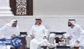 ملك البحرين يبحث مع محمد بن راشد ومحمد بن زايد قضايا المنطقة