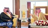ملك البحرين يهنئ محمد بن سلمان لاختياره وليا للعهد