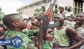 تجنيد آلاف الفتيات في مليشيات مسلحة بالكونغو