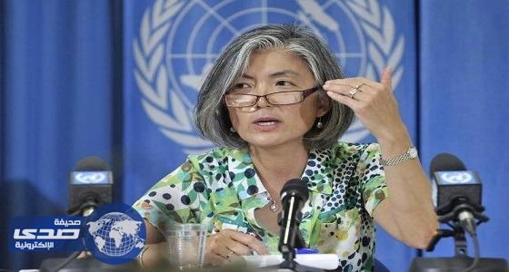 تعيين أول امرأة في منصب وزير الخارجية بكوريا الجنوبية