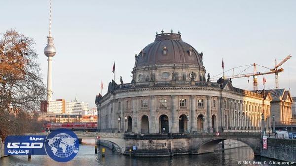 أختفاء أمريكي بعد قفزه في نهر ببرلين
