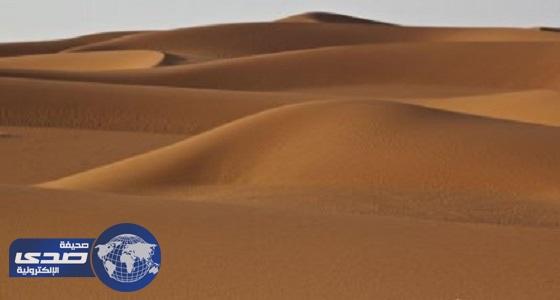 البحث عن وافدان اندثرا في الصحراء بشرق الرياض