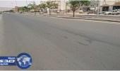 أمانة نجران تُلزم مقاول بإعادة تنفيذ أعمال سفلتة بشارع الملك خالد