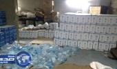 مواطن يساعد الأمن في ضبط 4 آلاف عبوة ماء زمزم مغشوشة