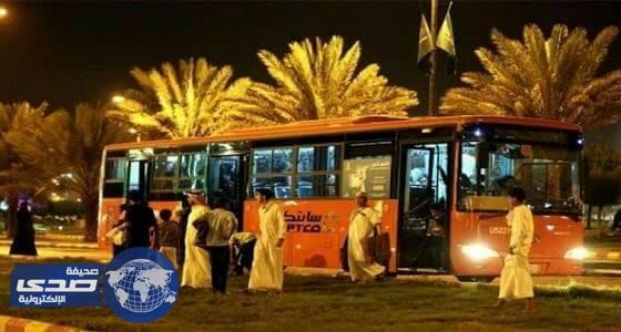 اشادات بـ «النقل الترددي» في تسهيل وصول المصلين للمسجد النبوي