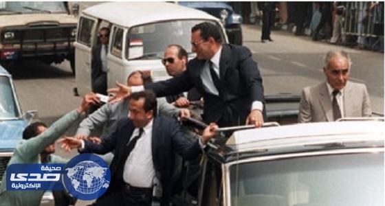 تورط قطر في محاولة اغتيال الرئيس المصري الأسبق مبارك