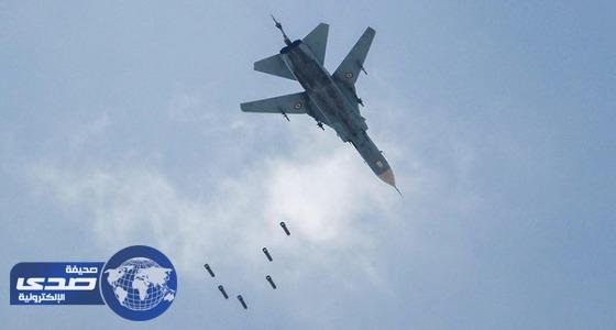 التحالف الدولي يسقط طائرة لنظام الأسد بالرقة