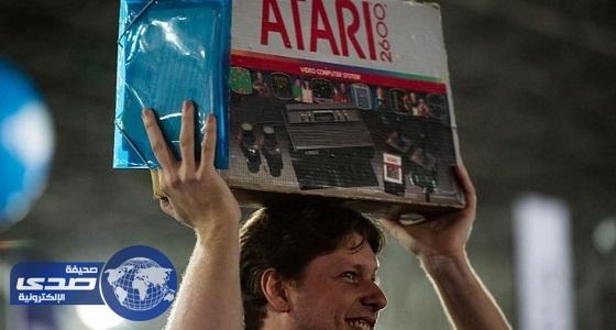 """شركة """" أتاري """" تكشف عن مفاجأة جديدة"""