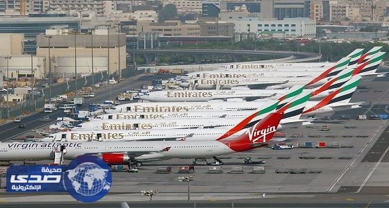 مطار دبي يحوّل 13 رحلة جوية إلى مطارات مجاورة