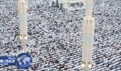 بالصور.. 1.5 مليون مصل يؤدون صلاة عيد الفطر بالمسجد النبوي