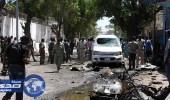 انفجار ضخم وإطلاق نار كثيف غربي العاصمة الصومالية مقديشو