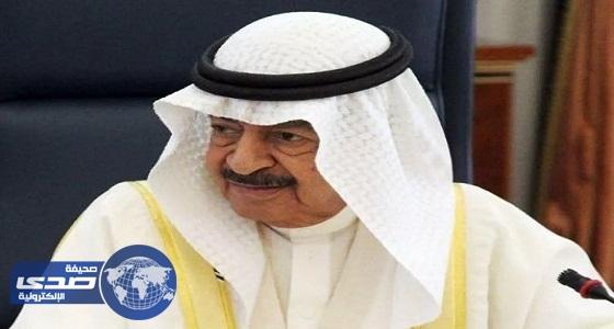 رئيس وزراء البحرين: خادم الحرمين يحمل هموم الأمة ويعزز أمنها