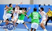 منتخب الناشئين لكرة اليد يواصل تحضيراته لكأس العالم