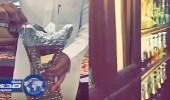بالفيديو.. فايز المالكي يستعرض خلطة الملك سلمان في العوده