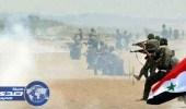 «سانا»: الجيش السوري يدمر تجمعات لداعش في دير الزور
