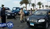 الشرطة المصرية تقتل ارهابي بعد مطاردة بالأسلحة النارية بطريق الواحات