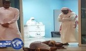 حقيقة إلقاء الإسعاف مريضا أمام بوابة طوارئ مستشفى القنفذة