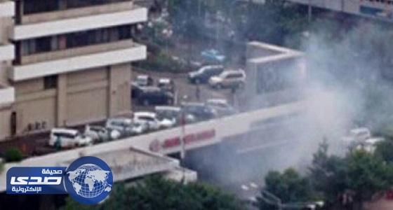 انفجار يضرب قافلة عسكرية على الحدود الكينية-الصومالية