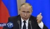 بوتين يعرب عن قلقه من احتمال تقسيم سوريا