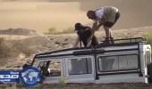 بالفيديو.. مكان اختفاء سيارة «رامز تحت الأرض»