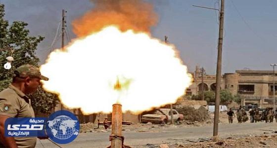 القوات العراقية تقتحم حي باب سنجار بالموصل