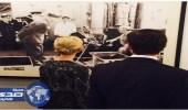 تعليق ايفانكا على صورة تجمع الملك عبدالعزيز آل سعود و ثيودور روزيفلت