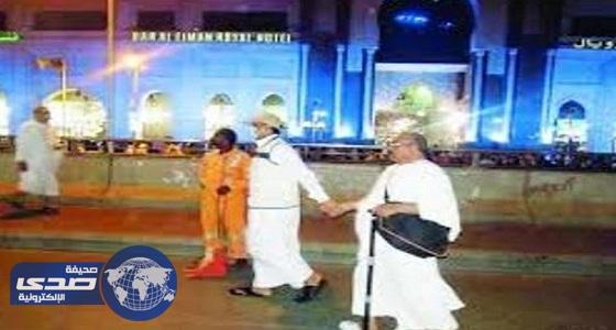 كشافو المدينة المنورة يجندون أنفسهم لخدمة زوار المسجد النبوي