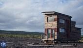بالصور.. منزل على قاعدة أكثر البراكين نشاطاً يٌعرض للإيجار