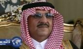ولي العهد يبعث برقية عزاء ومواساة لرئيس أفغانستان