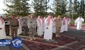بالفيديو والصور.. نائب أمير عسير يشارك المرابطين إفطارهم على الحدود الجنوبية بظهران الجنوب