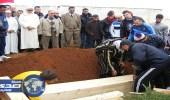 دفن راعي الغنم التونسي الذي قتل علي يد إرهابين بمسقط رأسه